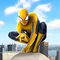 蜘蛛侠英雄黑帮纽约无限金币版