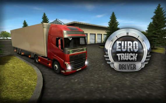 欧洲卡车司机破解版下载