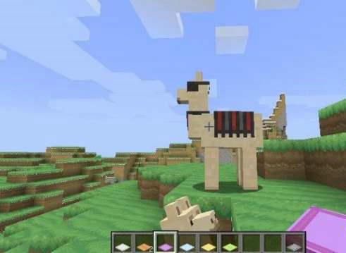 我的世界羊驼怎么骑 我的世界羊驼怎么驯服