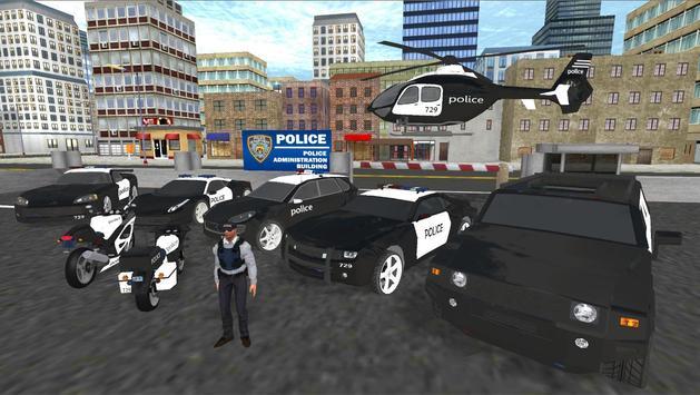 真实警车驾驶模拟器