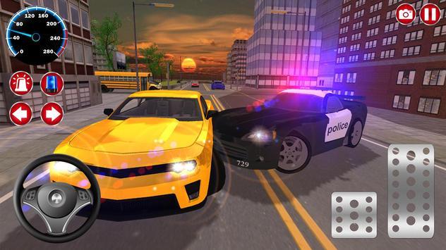 真实警车驾驶模拟器下载
