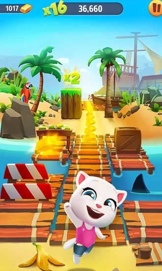 汤姆猫酷跑游戏下载