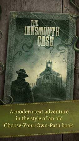印斯茅斯谜案游戏下载