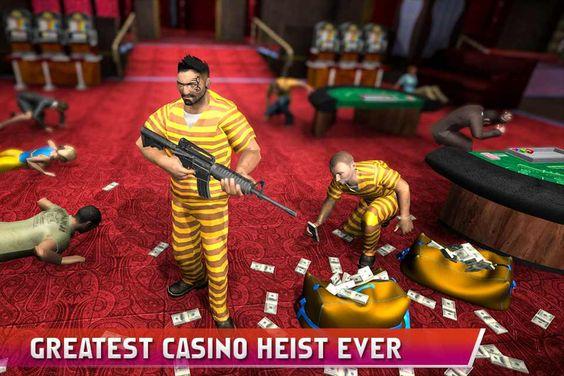 监狱逃生和赌场抢劫游戏破解版