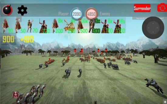 罗马帝国游戏
