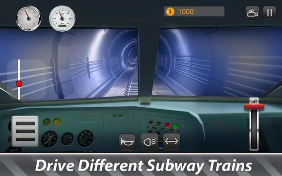 世界地铁模拟器中文版