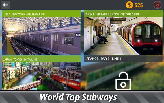 世界地铁模拟器破解版