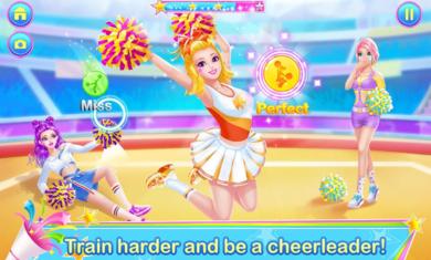 啦啦队少女游戏完整版