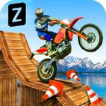 摩托车竞技游戏