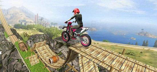 摩托车竞技无限金币版