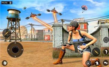 现代自由射击战争生存汉化版