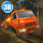 越野油罐卡车模拟游戏