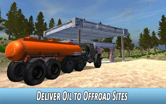 越野油罐卡车模拟游戏破解版