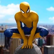 蜘蛛英雄超级犯罪城市战役游戏