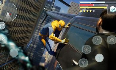 蜘蛛英雄超级犯罪城市战役游戏破解版