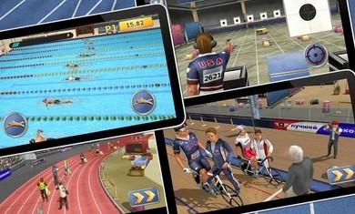 竞技体育2完整版