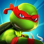 忍者神龟突变疯狂游戏