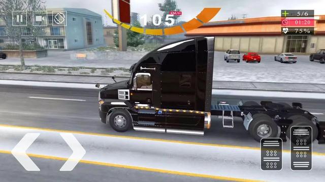 美国卡车模拟器2020内购破解版