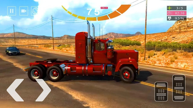 美国卡车模拟器2020手机版下载