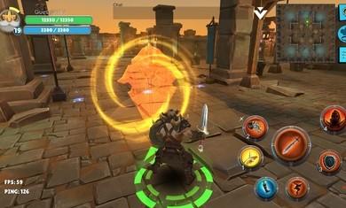骑士的生活英雄防御游戏