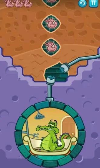 小鳄鱼爱洗澡游戏下载