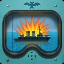 沉没潜艇鱼雷攻击游戏