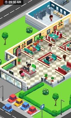 放置餐厅大亨无限金币版