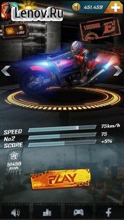 暴力摩托5无限金币版