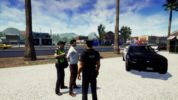 警察模拟器巡逻任务下载
