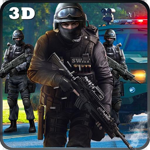 特警队反击力游戏