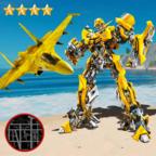 机器人飞机模拟器中文版