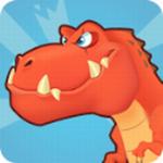 挂机养恐龙游戏