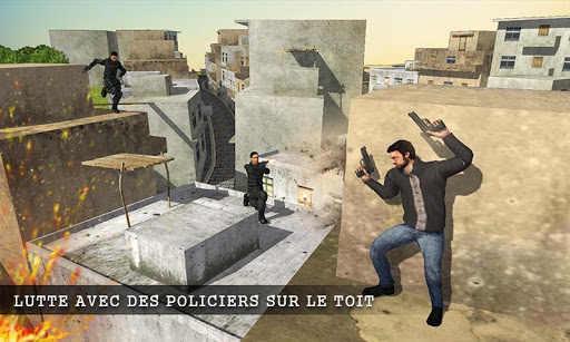 疯狂城市屋顶警察队无限金币版