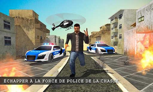 疯狂城市屋顶警察队破解版