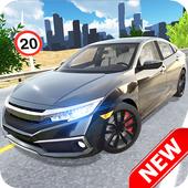 汽车模拟器思域城市驾驶中文版