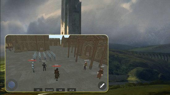 骑士城堡汉化破解版