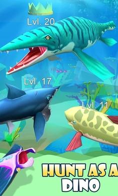恐龙水世界3D手游下载