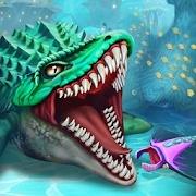 恐龙水世界3D无限金币版
