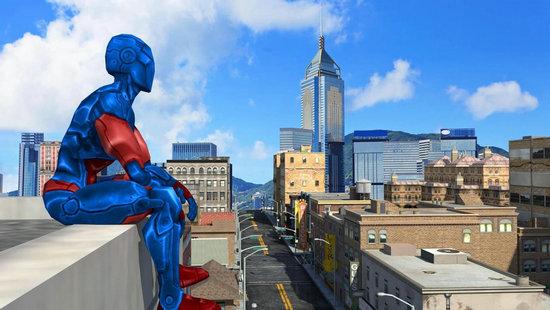 变异蜘蛛英雄无限金币钻石版
