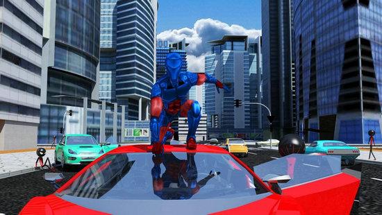 变异蜘蛛英雄游戏下载