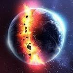 模拟星球爆炸游戏