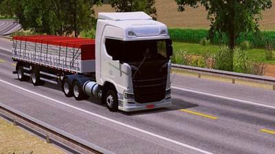 世界卡车模拟器破解版下载