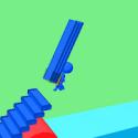 阶梯奔跑游戏