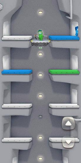 疯狂电梯无限金币破解版