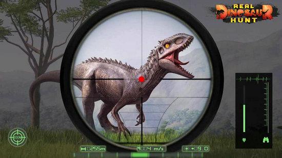 恐龙游戏破解版