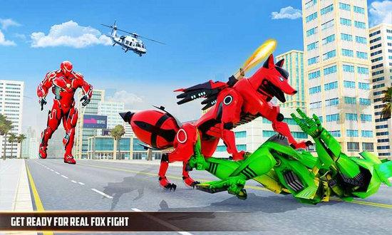 狐狸机器人破解版