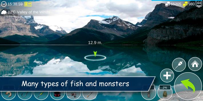 我的钓鱼世界