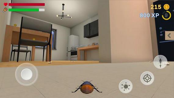 蟑螂模拟器游戏下载