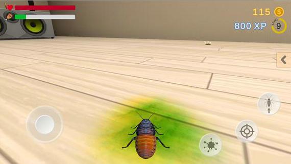 蟑螂模拟器