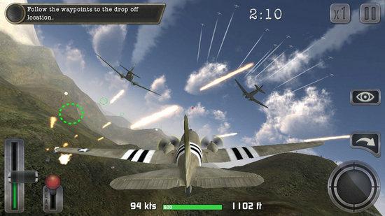 空战飞行员二战太平洋破解版